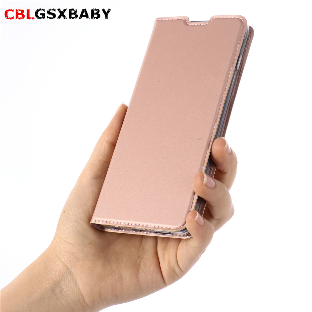 CBL <font><b>Flip</b></font> Leather <font><b>Case</b></font> For <font><b>Samsung</b></font> S10 <font><b>S9</b></font> S8 Plus Lite Book Style Stand Wallet Phone Cover For <font><b>Samsung</b></font> S10 Plus S7 Edge Note 9 8 image
