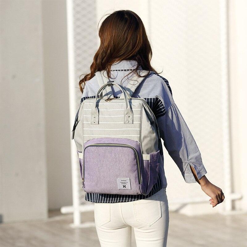 Baby Windel Taschen Rucksack Designer Pflege Baby Tasche für Mom ...
