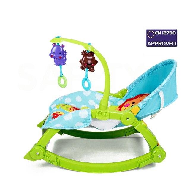 Multifunzione bambino divano infantile sedia a sdraio - Sedia dondolo bambini ...