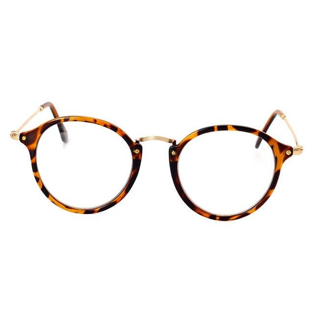 nouveau style 1084f 25a23 € 4.59 |Super clair Transparent cristal cadre clair lentille lunettes rétro  Pantos lunettes rose cadre lunettes de soleil noir cadre lunettes-in ...