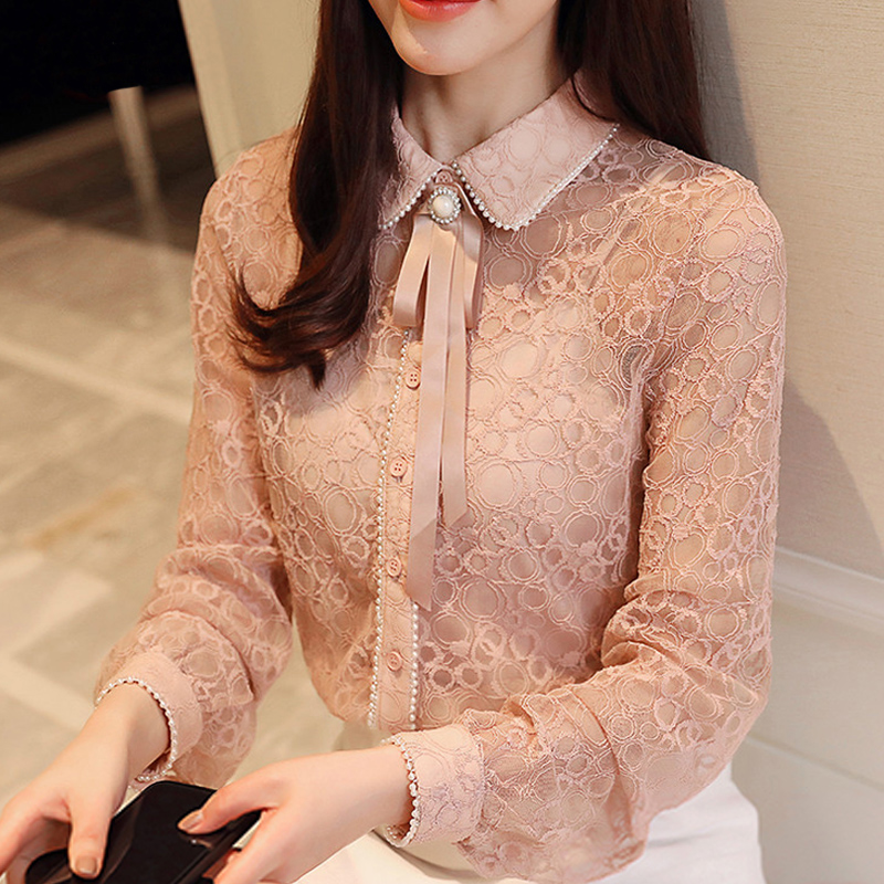 2018 spring new womens long sleeves lace primer, small fashion sweater, fashion designer, designer jacket