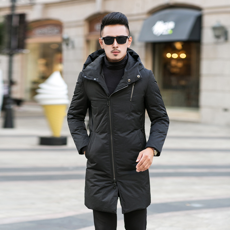2017 Brand Parka Men Winter Jacket Men Warm Thick Cotton-padded Jacket Mens Parka Coat Male Fashion Thick Casual Coats Male new men winter jacket fashion brand clothing cotton padded down parka male thick warm comfortable outerwear coat hood detachable