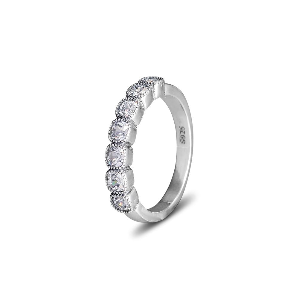 CKK 925 Euro stříbrné prsteny pro ženy svůdné polštářky - Šperky