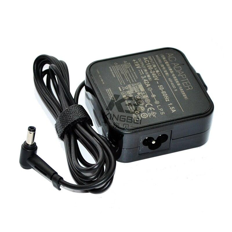 Nueva 65 W Cargador Adaptador AC para ASUS X550J X550JD X550JF X550JK X550C X550CA fuente de Alimentación Cargador Adaptador 5.5mm