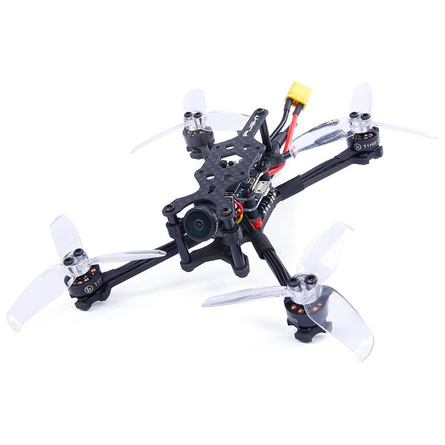 Iflight Turbobee 120RS 2 4S Micro FPV Đua RC Drone Succex Micro F4 12A 200MW Turbo Eos2 PNP Bnf