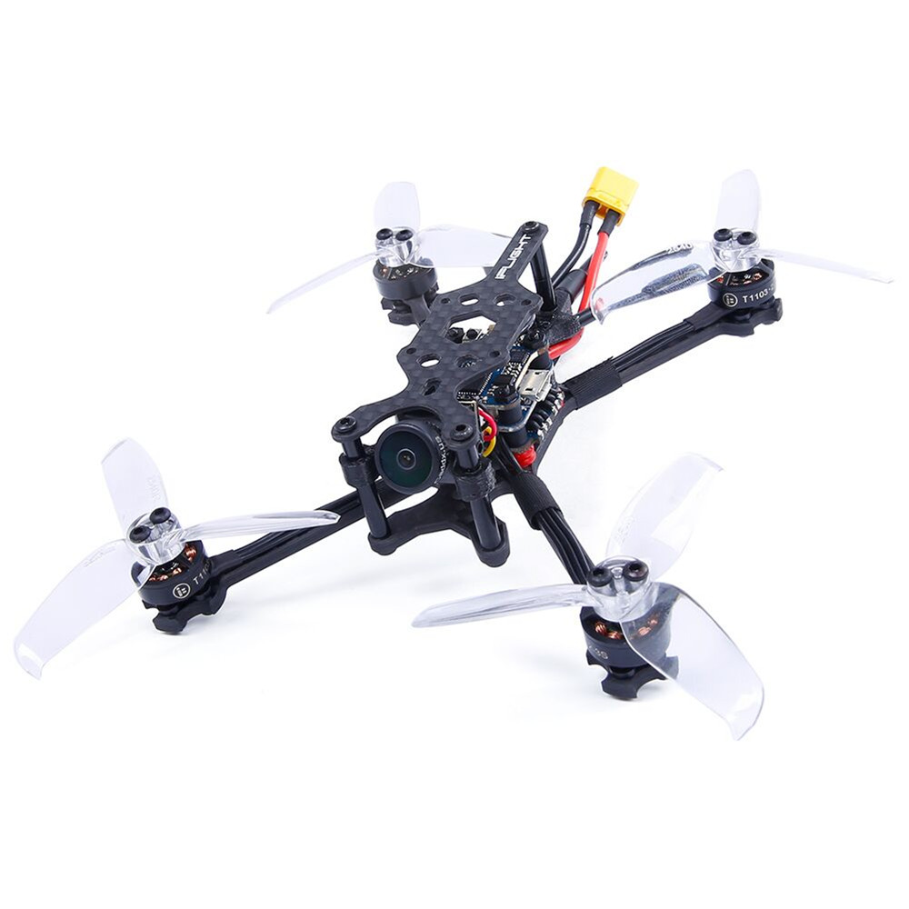 iFlight TurboBee 120RS 2-4s Micro FPV Racing RC Drone SucceX Micro F4 12A 200mW Turbo Eos2 PNP BNFiFlight TurboBee 120RS 2-4s Micro FPV Racing RC Drone SucceX Micro F4 12A 200mW Turbo Eos2 PNP BNF