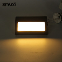 1 Pcs Smuxi Wall Lamp Modern 5W LED Bedside Indoor Lighting Home White Warm White Wall