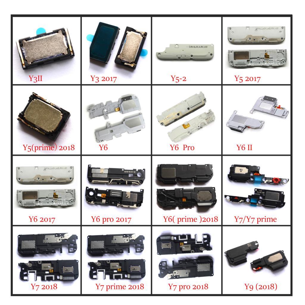 Buzzer Ringer Loud Speaker Loudspeaker For Huawei Y3 Y3II Y5 Y5II Y6 Y6II 2 Y6 Y7 Y9 2 Pro Prime 2016 2017 2018
