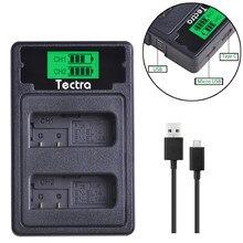 Nouveau chargeur de batterie LCD USB EN-EL14 EL14a EN EL14, avec Port de Type C, pour Nikon D5200 D3100 D3200 D5100 P7000 P7100 MH-24