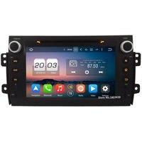 Восьмиядерный PX5 8 Wi Fi 4 ГБ Оперативная память Android 6,0 DAB + 4 г 32 ГБ Встроенная память AUX автомобиля DVD мультимедийный плеер Радио стерео для Suzuki