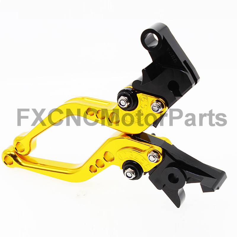 CNC 3D Brake Clutch Levers for Yamaha YZF-R6//R1,YZF-R6S Canada//Europe Version