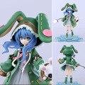 18 cm kawaii anime japonés fecha A Live Yoshino PVC figura de acción coleccionable modelo