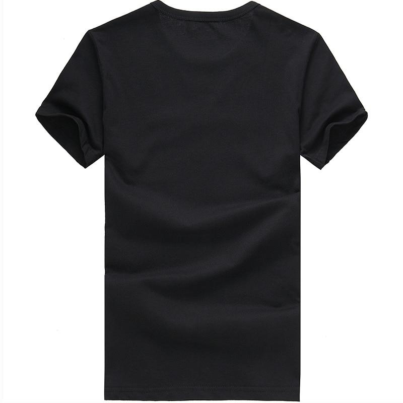 Pioneer Camp Lightning Printed T-Shirt Männer Schwarz T-shirt - Herrenbekleidung - Foto 2