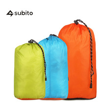 LUCKSTONE S M L XL Four Size Outdoor Camping Bags Travel Kits Outdoor Camping Hiking Stuff Bags Travel Dry Waterproof Bags Pouch