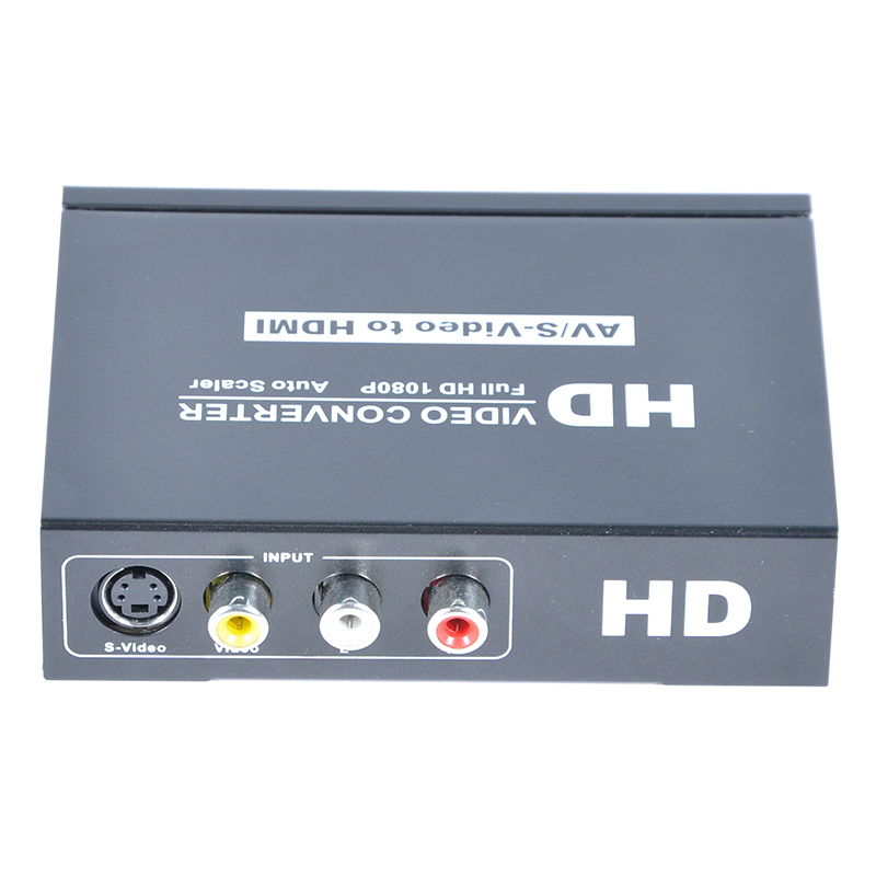 CVBS TO HDMI conver and S-video OSD AV 720P/1080P