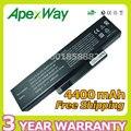 Bateria para Fujitsu V5515 V5535 V5555 V6515 Para Amilo Apexway La-1703 EFS-SA-XXF-04 EFS-SA-XXF-06 FOX-E25-SA-XXF-04