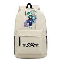Anime Ikiz Yıldız Exorcists Cosplay Adashino benio Cos Karikatür öğrenci kampüs sırt çantası büyük kapasiteli çocuk doğum günü hediye