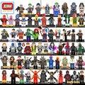 Супер Герои Строительные блоки DC Marvel Мстители супергерои Мстители deadpool Бэтмен человек-паук железный человек Игрушка Подарки