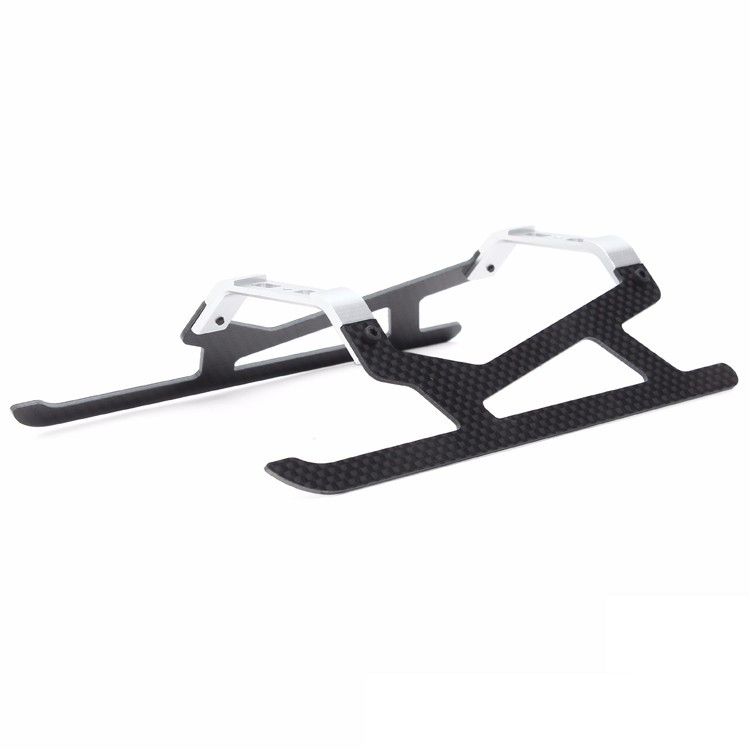 ALZRC - Devil 450 450L 465 480 Metal Carbon Landing Skid Set RC Helicopter Parts D45F16 nike sb рюкзак nike sb courthouse черный черный белый