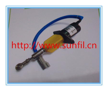 Stop Solenoid 6742-01-2310 4063712 Solenoid Valve, Stop switch,Free shippingStop Solenoid 6742-01-2310 4063712 Solenoid Valve, Stop switch,Free shipping
