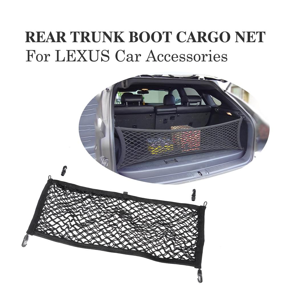 font b Car b font Rear Trunk Boot Cargo Net Mesh font b Storage b