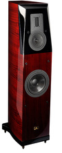 L-008 Aurum Cantus Music Goddess 5 8-inch3-Way 3 Driver floor standing loudspeaker AST (Aero Striction Tweeter) Pneumatic (pair)