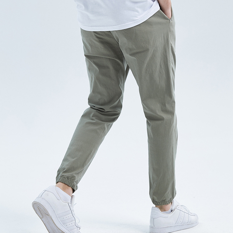 Pioneer Camp 2019 Summer Autumn New Casual Pants Men Cotton Slim Fit Fashion Trousers Male Brand Clothing for man AXX901001 Islamabad