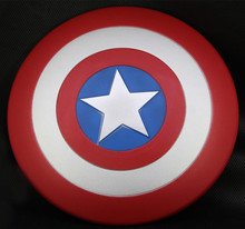 30cm New Super Hero Figure Toys The Avenger Captain America Shield Helmet Cosplay Toys For Children Action Figure Gifts