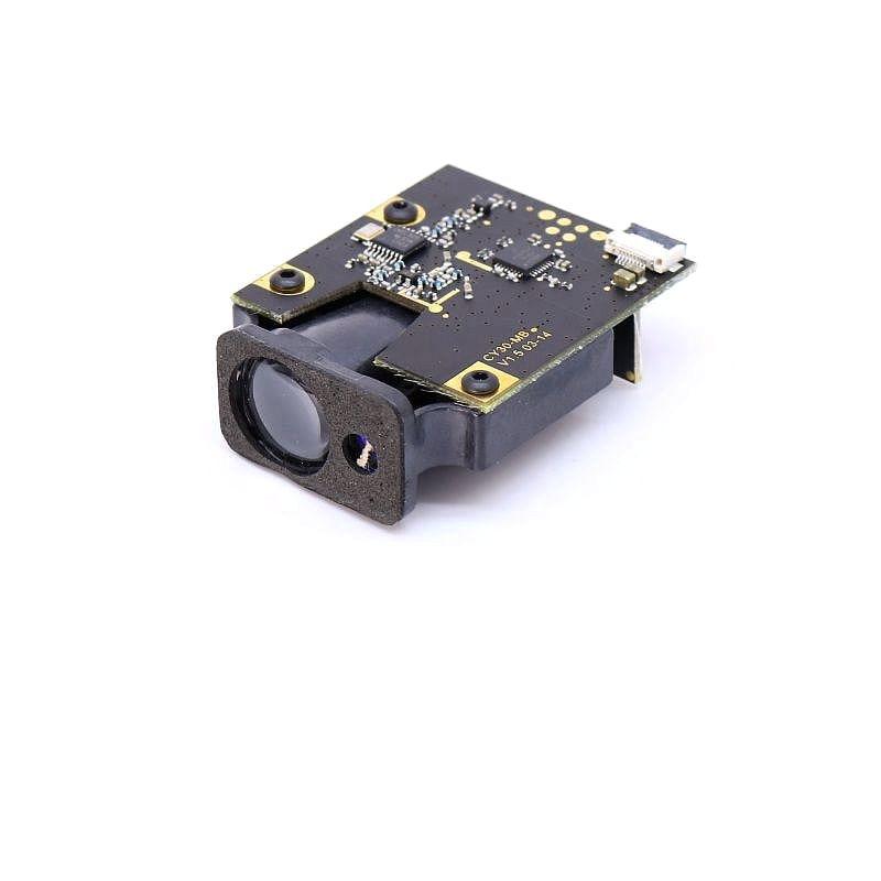 100m 4Hz High Precision 2mm Laser Sensor Range Finder Module Serial Port RS232 for Obstacle warning distance measurement