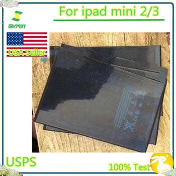 SYART Battery For ipad mini2/3 Real Capacity Mobile Phone Battery 0 Cycle Phone Battery For ipad mini 2/3 For Mini 2 Mini 3