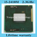 Lifetime warranty Core i5 2410M 2.3GHz SR04B 2410 Notebook processors Laptop CPU PGA 988 Official version  Computer Original