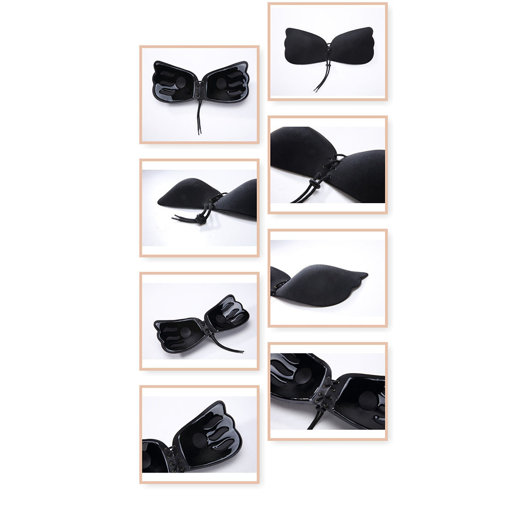 1 Pc New Sexy Women Push Up LIFT Self-Adhesive Silicone Instant Breast Lift Support Bra AdhesiveTape Chest Paste 4