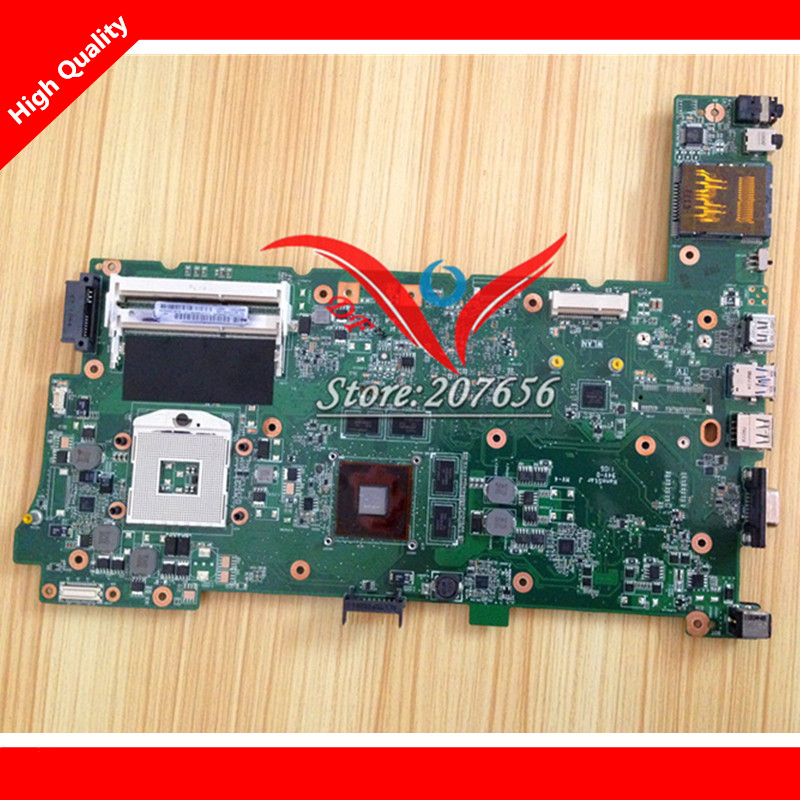 N73SV GT540M laptop motherboard/mainboard for ASUS testing+90 days warranty