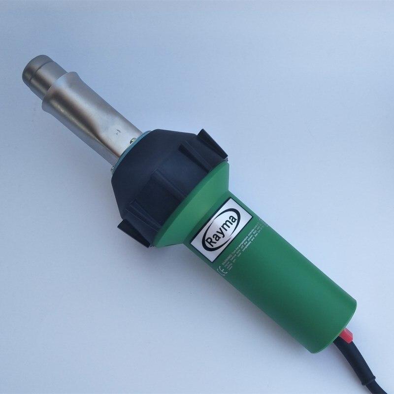free shipping Rayma brand hair dryer ,heat air gun ,heat air welder 230v/120v 1600w 50/60hz plastic hot air welding gun