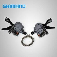 SHIMANO ALIVIO SL M4000 3x9S 27 рычаг переключения скоростей триггер с внутренними кабелями 3s 9s варианты