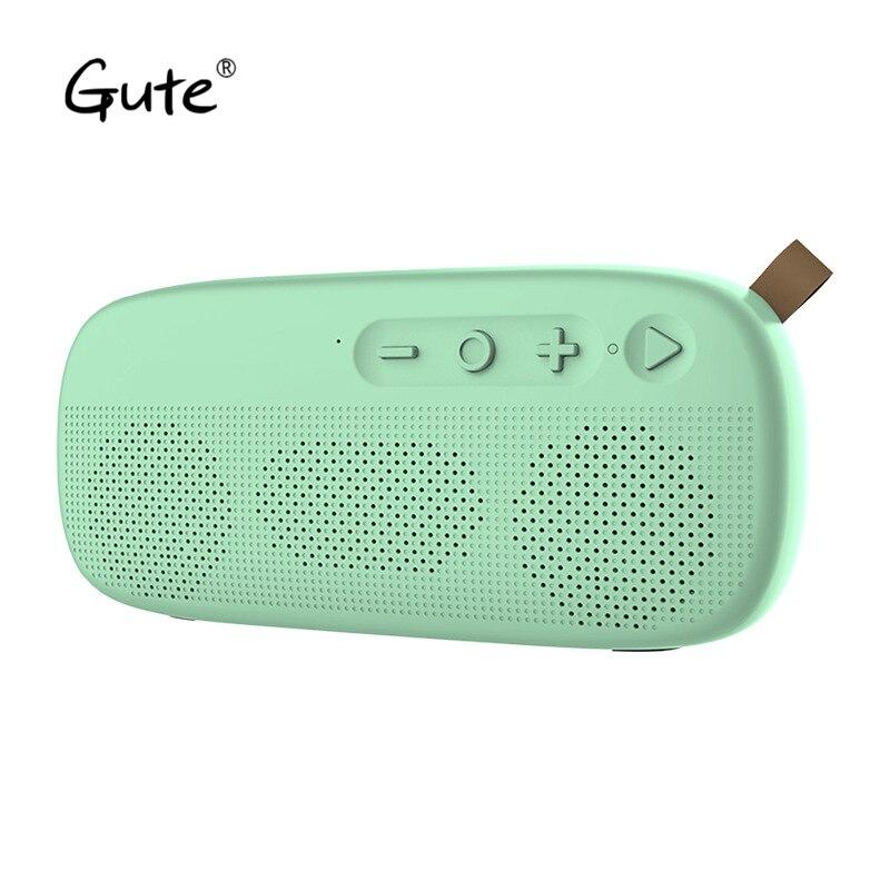 Gute hot date étanche IPX4 portable ceinture poignée sans fil Bluetooth haut-parleur boombox stéréo haut-parleurs caixa de som x2 dia