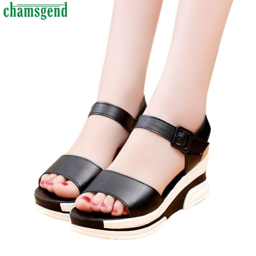 Sandals shoes summer - Comfystyle Women S Summer Sandals Shoes Peep Toe Low Shoes Roman Sandals Ladies Flip Flops Yixiu3