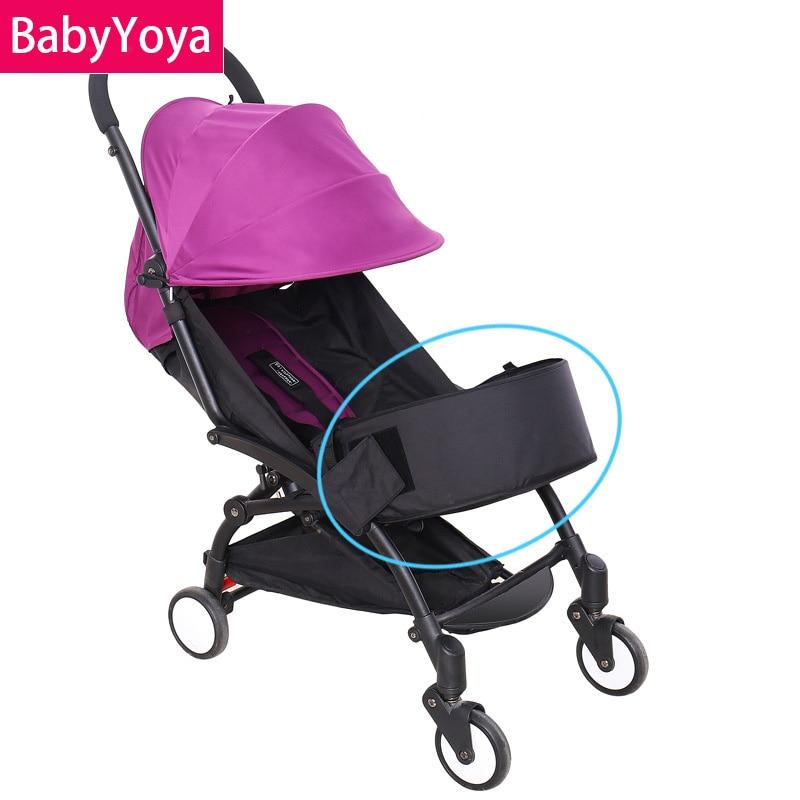 Activity & Gear Babyyoya Baby Stroller Accessories Armrest Bumper Bar Set Baby Carriages Feet Support Mat General Baby Carriers Armrest Set Pram Strollers Accessories
