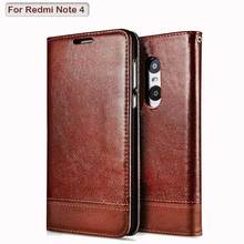 For Xiaomi Redmi Note 4X Case PU leather Flip Cover Luxury Wallet Magnetic Phone Bags Cases for Xiaomi Redmi Note 4 Pro Prime