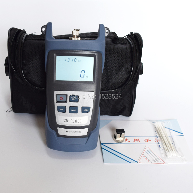 섬유 광학 멀티 미터 -50 ~ + 26dBm 소형 섬유 광 파워 - 통신 장비 - 사진 6