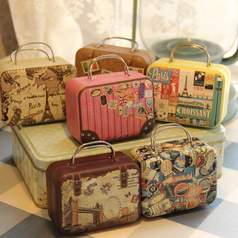 Cute Vintage Suitcases | Luggage And Suitcases