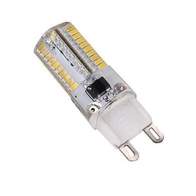 HRSOD 5 pièces G9 SMD 3014 8 W 960LM gradation ampoule de lampe épis de maïs LED blanc chaud/Cool lumière blanche LED ampoule de maïs (AC200-240V)