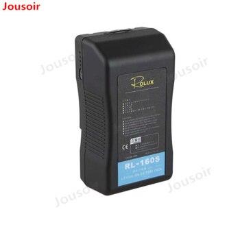 Camera lamp battery BP large lithium battery quality is super stable 14.8V camera V port CD50