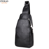 VICUNA POLO New Fashion Mens Bag Sling Casual Chest Bag High Quality Crossbody Single Shoulder Bags