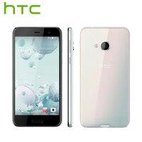 Лидер продаж htc U Play 4G LTE Android мобильного телефона 1080 P 3 ГБ Оперативная память 32 ГБ Встроенная память Octa Core 5,2 дюймов FHD 16MP NFC Смартфон с отпечатк