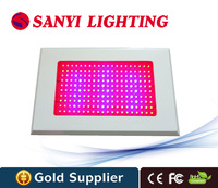 led grow light 600w high power 200 x 3 w chip plant grow light 630nm 460nm for indoor / hydroponic / greenhouse plants