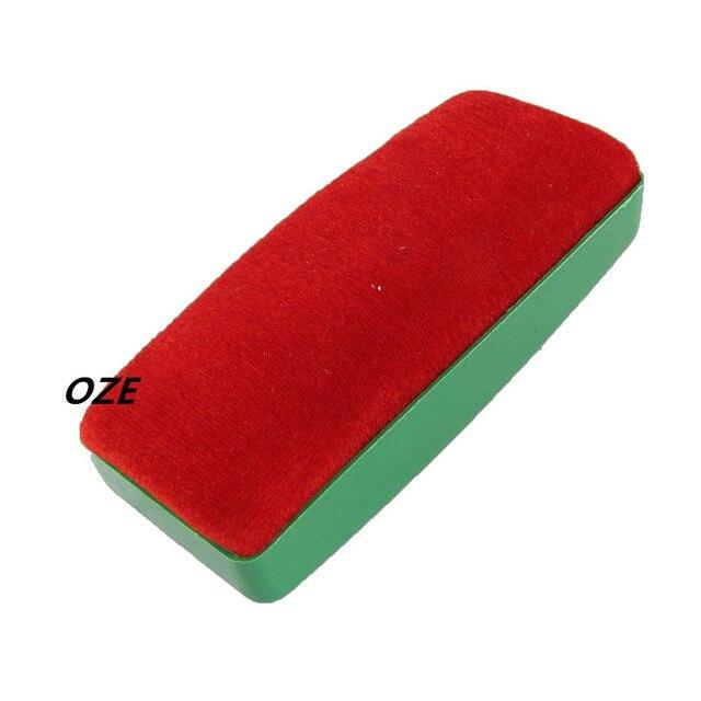 1pcs magnetic cartoon tomato green red velvet chalkboard chalk