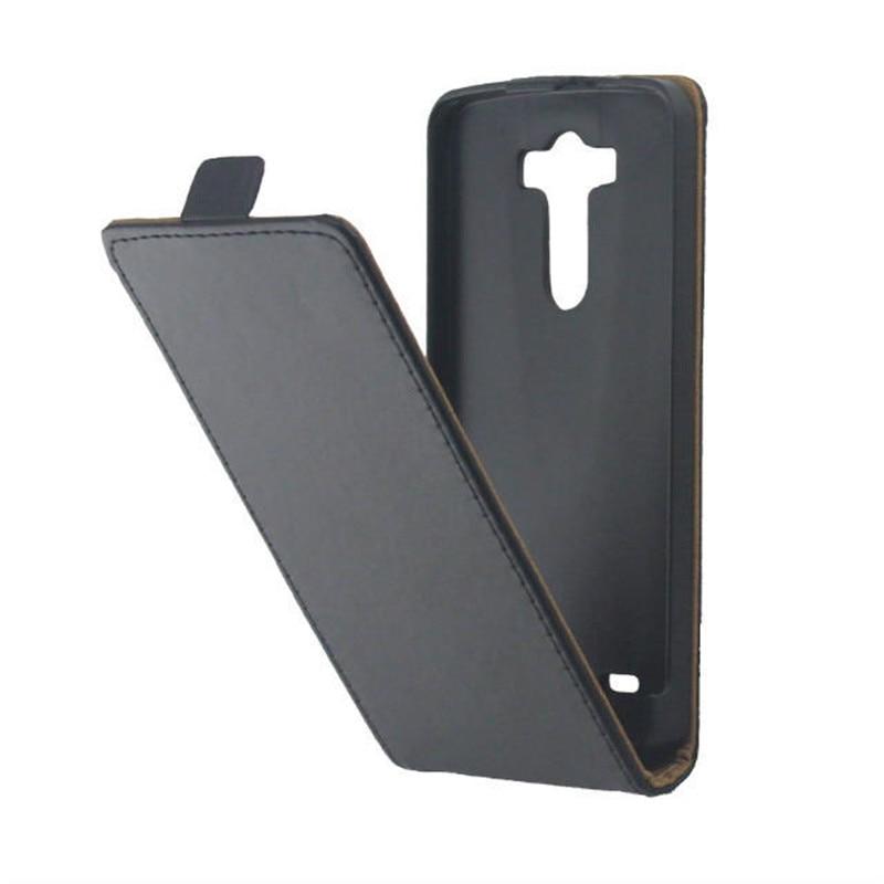 Vertikal PU-läder Flip Case Fundas Capa För LG Optimus G3 D855 D850 - Reservdelar och tillbehör för mobiltelefoner - Foto 3