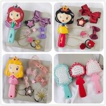New Cute Fashion 8pc Baby Girl Hairpin girls kids hair clips bows accessories for children hair band barrette hairgrip headdress