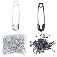 1000Pcs 2 Colors 19mm Security Small Pin Clothing Tag sling hanging tablets mini metal Pin Fastener Lock Pin Garment Accessories(China)
